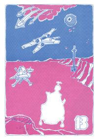 Sesame Street in Space Sticker Book 017