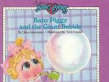 Baby Piggy and the Giant Bubble