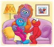 CousinJesse-AuntJill-Elmo-byTomBrannon