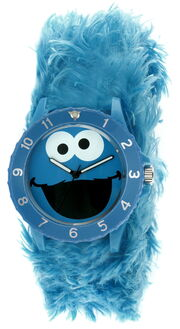 Viva time furry watch cookie monster