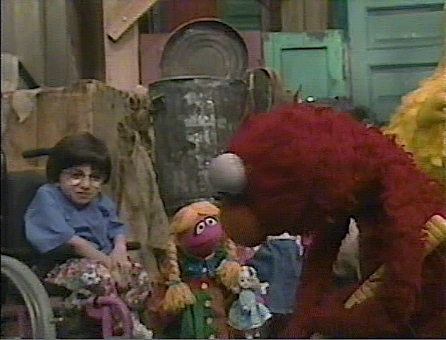Voice Of Betty Lou Mommy Sesame Street Behind