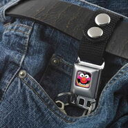 Buckle-down keychain animal 2