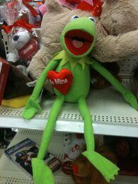 Just play 2012 valentines kermit doll