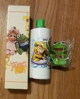 Muppet Babies bath set Avon box 02