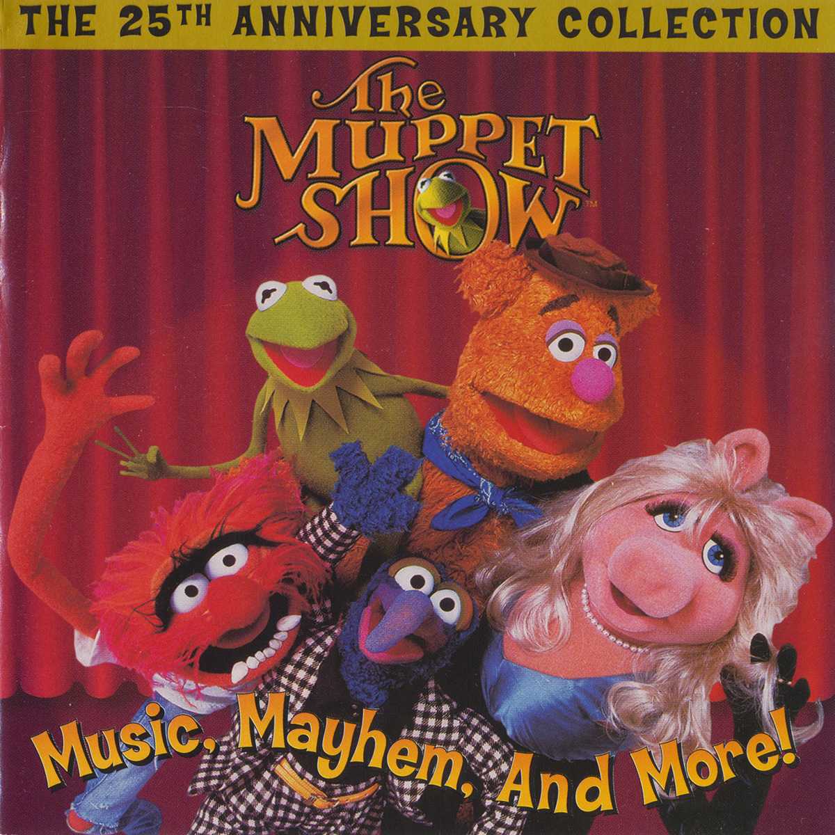 muppet show 25th anniversary