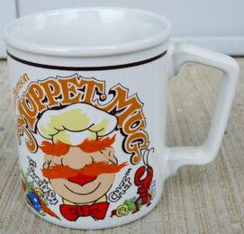 Sigma swedish chef mug 1