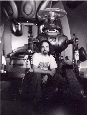 Todd & Robot