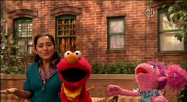 Elmo Feels Proud