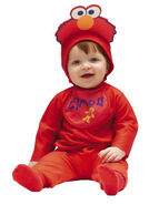 Elmo infant costume 2