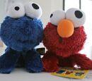 Sesame Street Zombies plush (Sanrio)