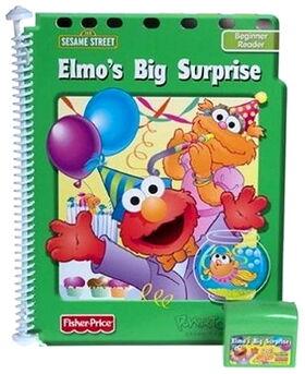 Elmosbigsurprise