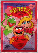 Gibson greetings 1990 muppet valentines 3b