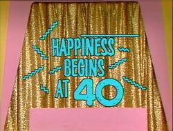 HappinessBeginsat40