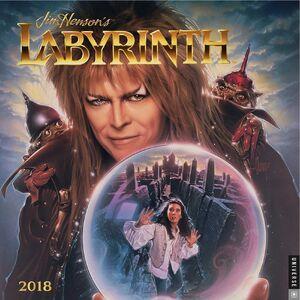 Labyrinth Calendar front