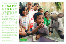 Sesame Street: The Longest Street in the World