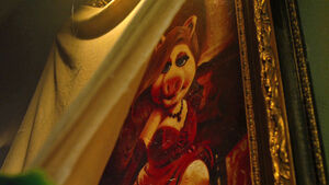 TheMuppets-(2011)-PeterSavieriPiggyPainting