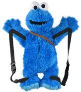 United labels 2015 backpack cookie monster