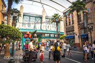 Universal studios singapore sesame street birthday blowout zone 4