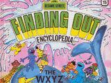 Sesame Street Finding Out Encyclopedia 15: The WXYZ Book