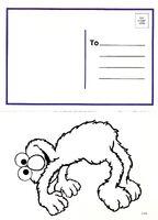 Elmo Postcard 2