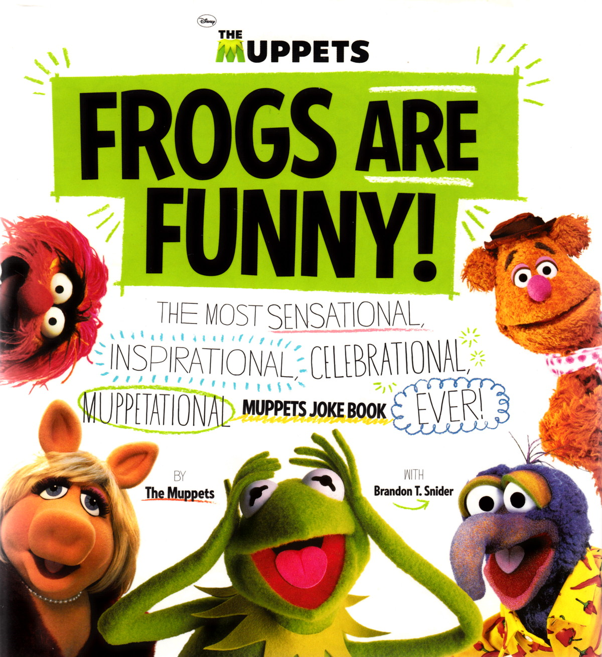Frogs Are Funny   Muppet Wiki   FANDOM powered by Wikia