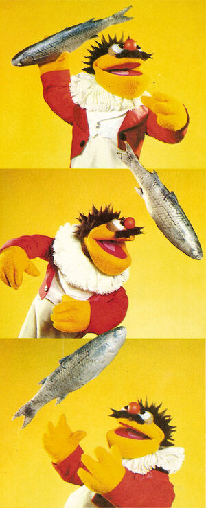 LewZealand and Fish