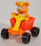 Mcdonalds canada 1990 muppet babies premium 1