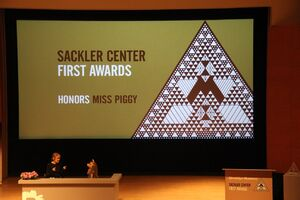 Sackler Center Awards