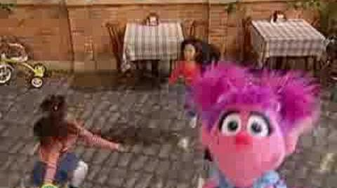 Sesame Street Abby Cadabby Sings About Kids With Wings