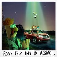Toyota instagram day 10 roswell