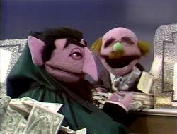 Countgoestothebank
