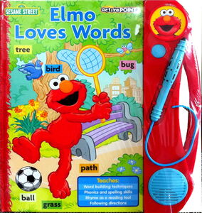 Elmo loves words new 2011 version