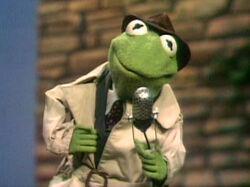 Kermit Reporter