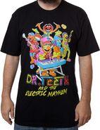 Mighty fine 2015 electric mayhem t-shirt
