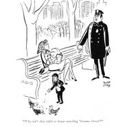 New Yorker cartoon Feb 1970
