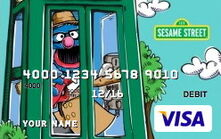 Sesame debit cards 44 super grover