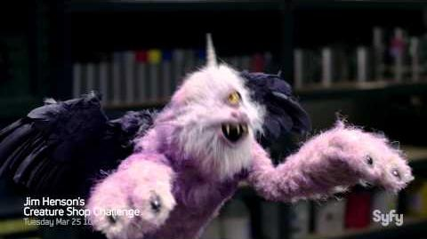 Creature Shop Challenge Syfy Season 1 Trailer