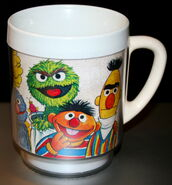 Dawn 1978 joe mathieu plastic sesame cup 1
