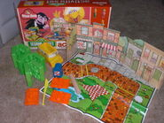 Kenner 1980 sesame play-doh activity set 1