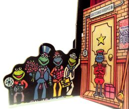Shrinky Dinks stagedoor Johnnies