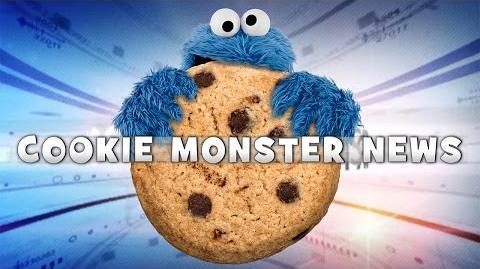 Cookie Monster News video