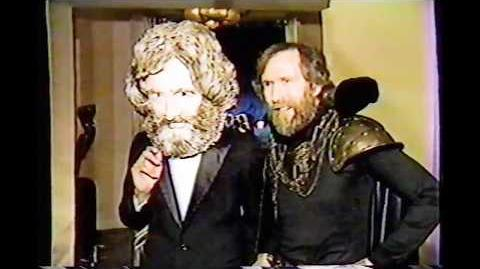 Jim Henson Masked Ball on E'ment Tonight Feb 16 1985