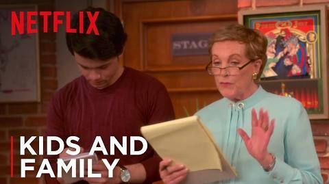 Julie's Greenroom Official Trailer HD Netflix