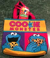 Romar cookie monster fun pack bag 1