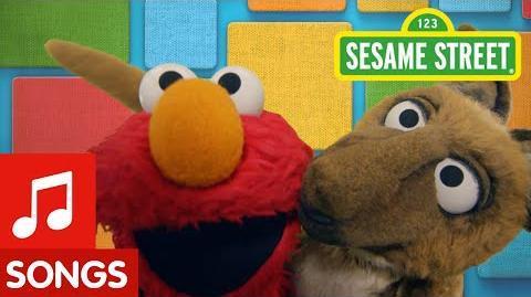Sesame Street Peek-A-Boo with Elmo