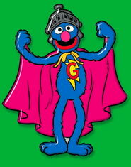 Super Grover core pin