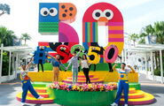 Universal studios singapore 50 years and counting celebration 2