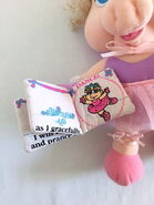 Direct connect 1991 when i grow up baby piggy ballerina plush 4