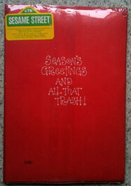 Drawing board 1977 oscar christmas cards 2