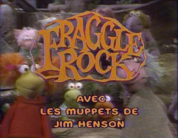 fraggle rock francais